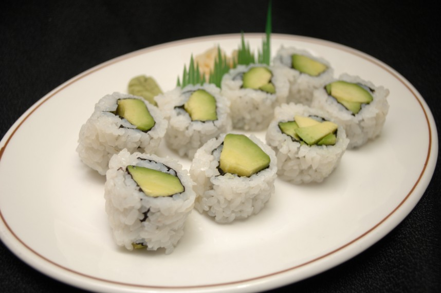avacado-roll