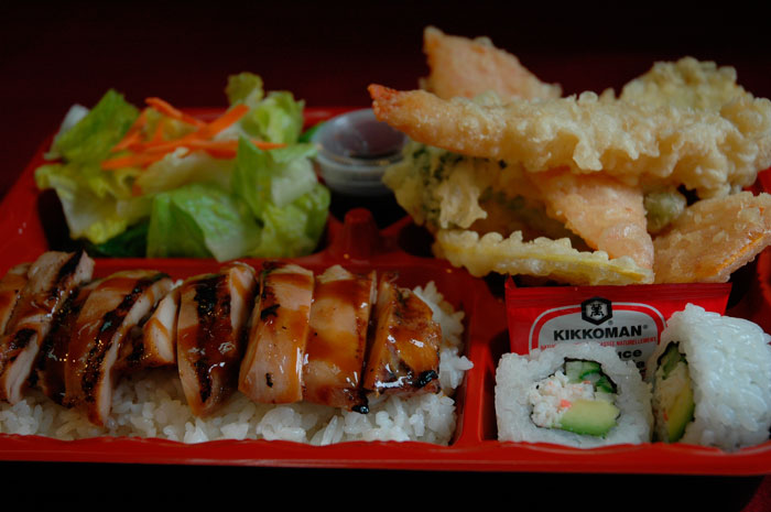 Chicken-Teriyaki-bento-combo-A