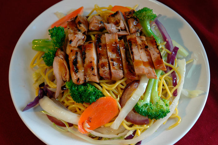 Chicken-teriyaki-noodle