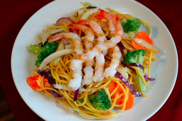 shrimp-teriyaki-noodle