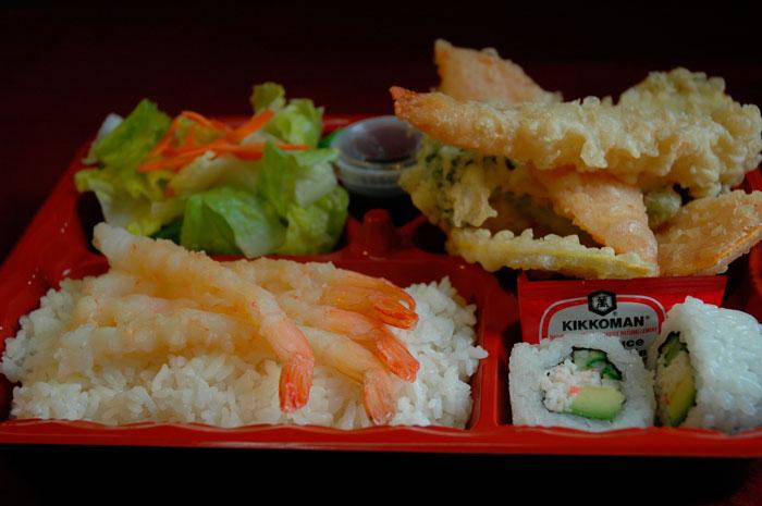 Shrimp-teriyaki-bento-combo-A