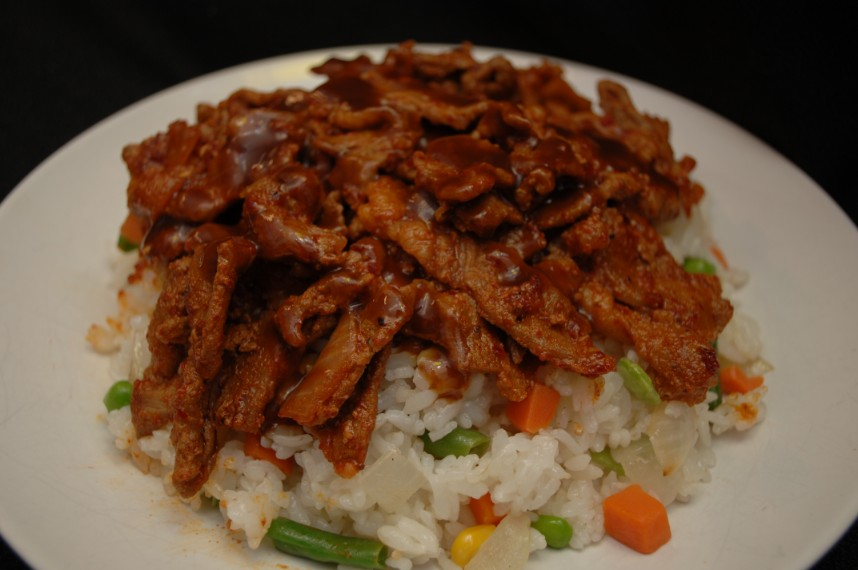 spicy-pork-fried-rice