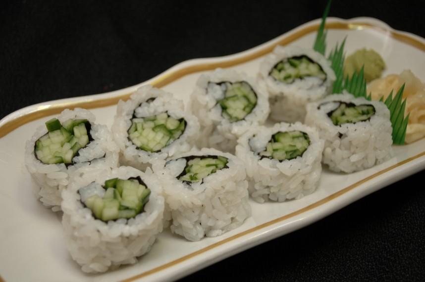 cucumber-roll
