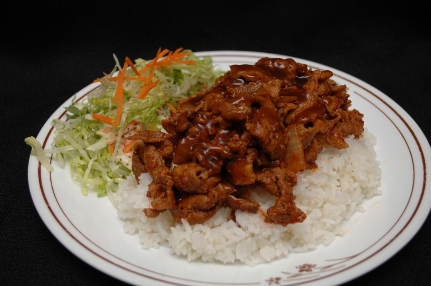 spicy-pork-teriyaki