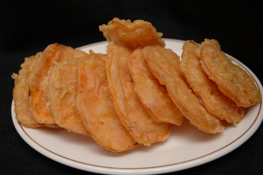 yam-tempura
