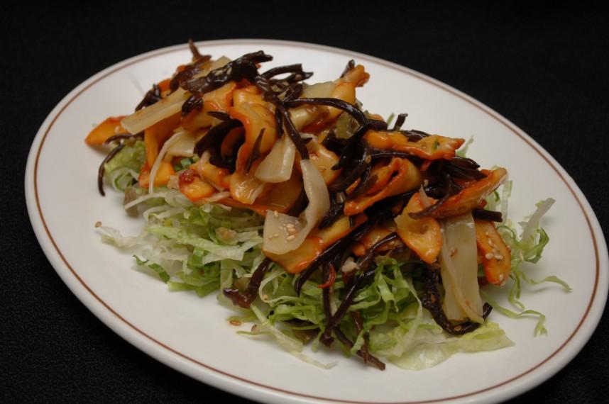 ikasansai-salad